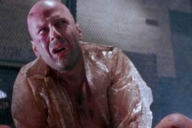 Bruce Willis dans L'Armée des 12 Singes (1995)