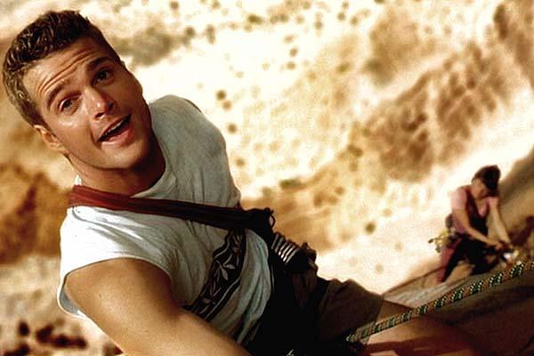 Chris O'Donnell Glenn dans Vertical Limit (2000)