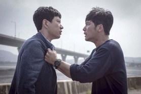Kim Myung-min et Byun Yo-han dans A Day (2017)