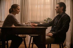 Natalie Portman et Oscar Isaac dans Annihilation (2018)