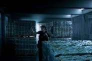 Maggie Grace dans Hurricane (2018)