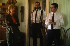 Lin Shaye, Angus Sampson, et Leigh Whannell dans Insidious: The Last Key (2018)
