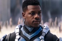 John Boyega dans Pacific Rim: Uprising (2018)