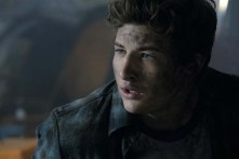 Tye Sheridan dans Ready Player One (2018)