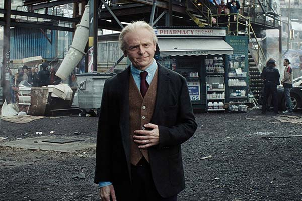 Simon Pegg dans Ready Player One (2018)