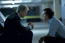 Liam Neeson et Julian Morris dans The Secret Man (2017)