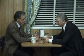Liam Neeson et Bruce Greenwood dans The Secret Man (2017)