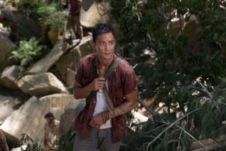 Daniel Wu dans Tomb Raider (2018)