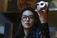 Qi Shu dans The Adventurers (2017)