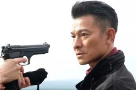 Andy Lau dans The Adventurers (2017)
