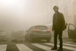 Romain Duris dans Dans la brume (2018)