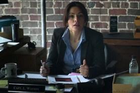 Sarah Shahi dans Hangman (2017)