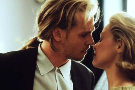 Ashley Judd et Val Kilmer dans Heat (1995)