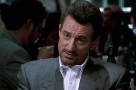 Robert De Niro dans Heat (1995)