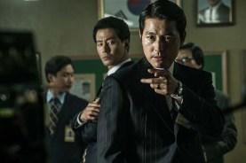Jung Woo-sung dans The King (2017)