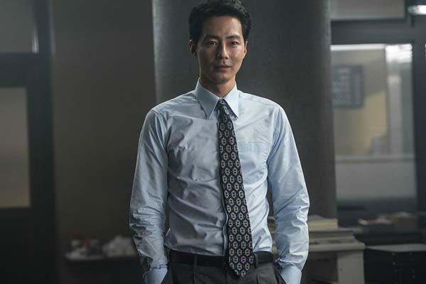 Jo In-sung dans The King (2017)