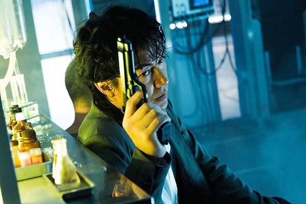 Masaharu Fukuyama dans Manhunt (2017)