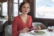 Daisy Ridley dans Le Crime de l'Orient-Express (2017)