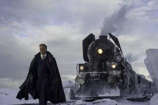 Kenneth Branagh dans Le Crime de l'Orient-Express (2017)