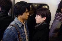 Sosuke Ikematsu et Rie Miyazawa dans Pale Moon (2014)