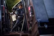 Liam Neeson et Colin McFarlane dans The Passenger (2018)