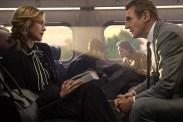 Vera Farmiga et Liam Neeson dans The Passenger (2018)