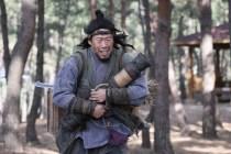 Yoo Hae-jin dans The Pirates (2014)