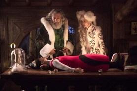 Alain Chabat, Bruno Sanches, et Audrey Tautou dans Santa & Cie (2017)