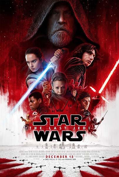Star Wars - Episode VIII - Les derniers Jedi (2017)