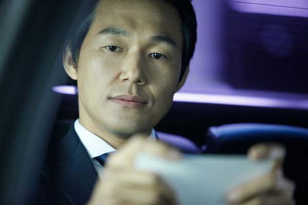 Park Sung-woong dans White Night (2009)