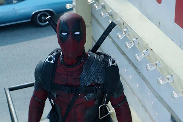 Ryan Reynolds dans Deadpool 2 (2018)