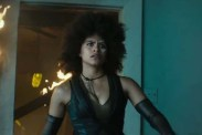 Zazie Beetz dans Deadpool 2 (2018)