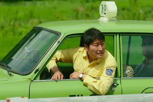 Song Kang-ho dans A Taxi Driver (2017)