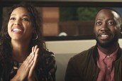 Lamorne Morris et Kylie Bunbury dans Game Night (2018)