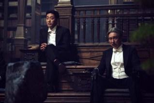 Ha Jung-woo et Cho Jin-woong dans The Handmaiden (2016)