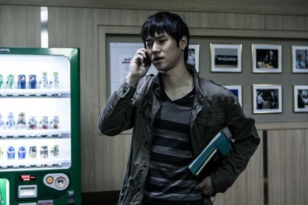 Go Kyung-pyo dans Man on High Heels (2014)