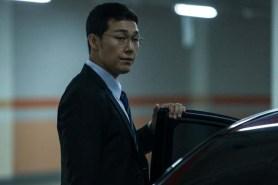 Park Sung-woong dans Man on High Heels (2014)