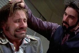 """Viggo Mortensen et Al Pacino dans """"L'Impasse"""" (1993)"""
