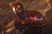 Robert Downey Jr. dans Avengers: Infinity War (2018)