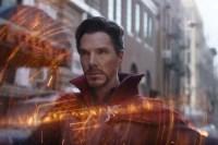 Benedict Cumberbatch dans Avengers: Infinity War (2018)