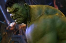 Mark Ruffalo dans Avengers: Infinity War (2018)