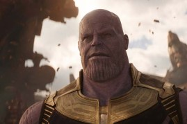 Josh Brolin dans Avengers: Infinity War (2018)