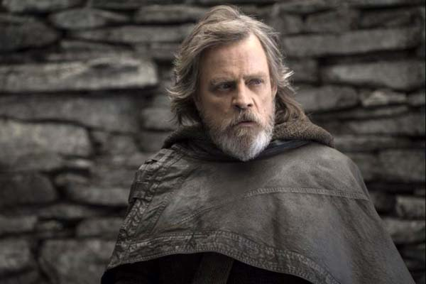 Mark Hamill dans Star Wars: Episode VIII - The Last Jedi (2017)