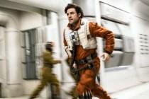 Oscar Isaac dans Star Wars: Episode VIII - The Last Jedi (2017)