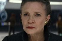Carrie Fisher dans Star Wars: Episode VIII - The Last Jedi (2017)