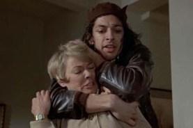 Jeff Goldblum et Hope Lange dans Un justicier dans la Ville (1974)