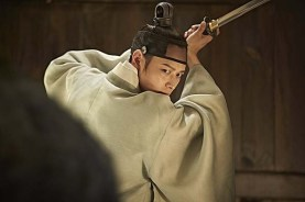 Gang Dong-won dans Kundo: Age of the Rampant (2014)