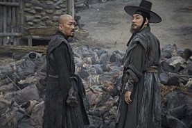 Ha Jung-woo dans Kundo: Age of the Rampant (2014)