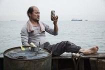 Kim Sang-ho dans Sea Fog (2014)