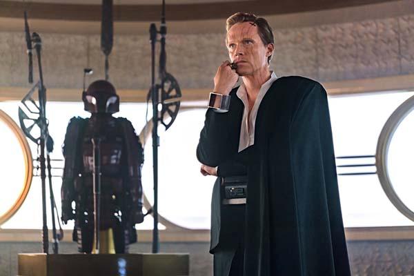 Paul Bettany dans Solo: A Star Wars Story (2018)